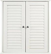 Premier Housewares Badezimmer-Hängeschrank mit