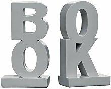 Premier Housewares Buchständer 2er Set Book