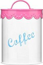 Premier Housewares Kaffeedose, groß, Pink