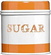 Premier Housewares Zuckerdose, Orange