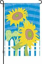 Premier Kites 51152Garten Brilliance Flagge,