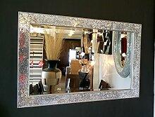 PremierInteriors Crackle Design Wand Spiegel