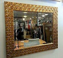 Premierinteriors JohnLewis Gold Mosaik Wandspiegel