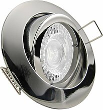 PREMIO LED 10er Set 7,5W dimmbar 230V GU10 Decken