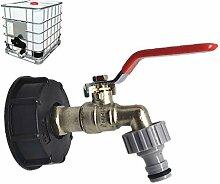 Premium 1/2 Zoll Wasserhahn Aus Messing Rost Und