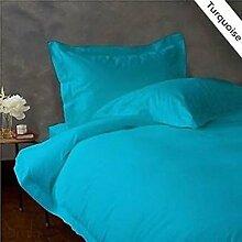 Premium 1Stück Bett Rock Supreme, türkis blau UK Small Single lang 100% ägyptische Baumwolle extra tief Tasche (20Zoll)–Durch TRP Blatt–A26