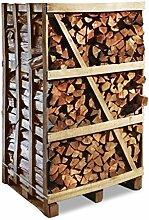Premium Brennholz Buche kammergetrocknet 1,8