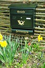 Premium-Briefkasten, verzinkt mit Rostschutz FG/gr