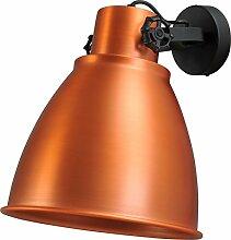 Premium Deckenlampe Kupfer Handarbeit Schirm