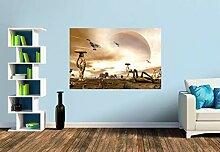 Premium Foto-Tapete Alienwelt (verschiedene