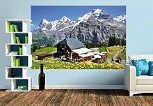 Premium Foto-Tapete Allmendhubel -