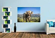 Premium Foto-Tapete Auf dem Ofterschwanger Horn
