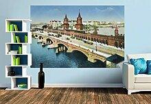 Premium Foto-Tapete Berlin, Oderbaumbrücke