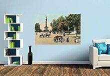 Premium Foto-Tapete Berlin, Siegesallee mit