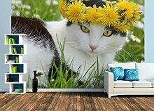 Premium Foto-Tapete Blumenkönigin (verschiedene