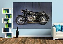 Premium Foto-Tapete BMW R 69 S Baujahr 1960
