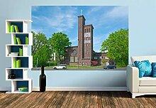 Premium Foto-Tapete Bochum: Epiphaniaskirche