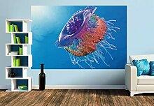 Premium Foto-Tapete Crown Jellyfish (verschiedene