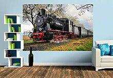 Premium Foto-Tapete Die Osterbahn (versch.
