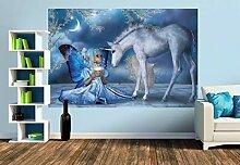 Premium Foto-Tapete Elfenkind (verschiedene