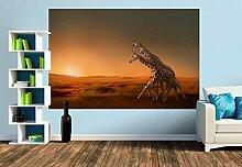 Premium Foto-Tapete Giraffe (verschiedene