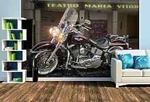 Premium Foto-Tapete Harley-Davidson Heritage De