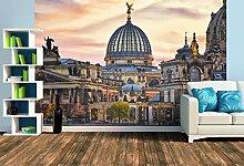 Premium Foto-Tapete Kunstakademie Dresden