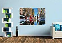 Premium Foto-Tapete New York Times Square