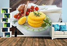 Premium Foto-Tapete Polenta (verschiedene