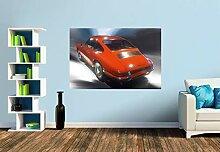 Premium Foto-Tapete Porsche 911 (verschiedene