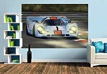 Premium Foto-Tapete Porsche 917 (versch. Größen)