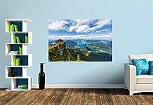 Premium Foto-Tapete Schutzhaus zur Himmelspforte