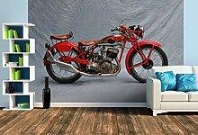 Premium Foto-Tapete Standard Kurier Baujahr 1934