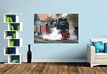 Premium Foto-Tapete Unter Dampf (verschiedene