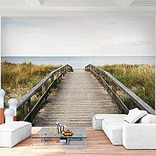 Premium Fototapete Seebrücke 308 x 220 cm - 7