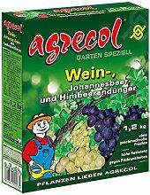 Premium Granulat Beerendünger Weinreben Himbeeren
