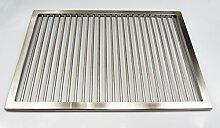 PREMIUM Grillrost Edelstahl 60,5 x 44,5 passend für WEBER E-310 320 Grill Gasgrill