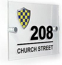 Premium Home Plaques Surrey Guildford woping