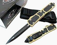 Premium Klappmesser Scharf Stahl Messer Klinge