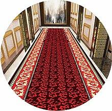 Premium Langer Teppich Für Flurflur Teppich Rote