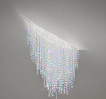 Premium LED Deckenleuchte Kristall Glas dimmbar