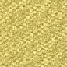Premium Leinen Optik Oval 160 x 220 bzw. 160x220 bzw. 220x160 cm Gelb Tischdecke Garten mit Lotus Effekt Tischwäsche von DecoHometextil - Gelb