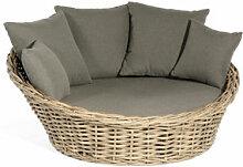 Premium Loungebett aus wetterfestem