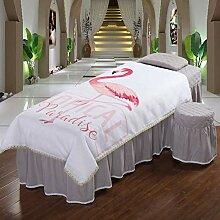 Premium Massage Tischdecke Sets mit