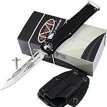 Premium Outdoor Festes Messer klein Scharf