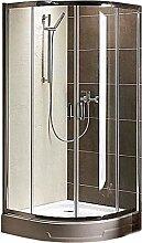 PREMIUM PLUS Duschabtrennung Rund Dusche
