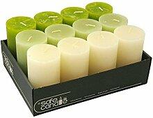 Premium Rustic Kerze (Safe Candle) - Sortiment