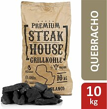 Premium Steak House Grillkohle | 10 kg |