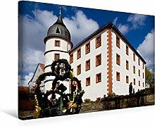 Premium Textil-Leinwand 45 cm x 30 cm quer,