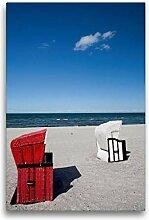 Premium Textil-Leinwand 50 x 75 cm Hoch-Format
